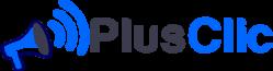 Logo Plusclic - Agencias de marketing digital en medellin